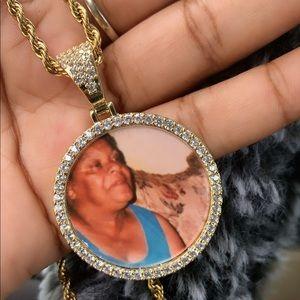 Jewelry - Custom Photo Pendent Necklace